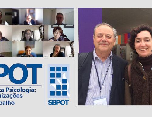La Revista «Psicologia Organizações e Trabalho» (de la Sociedad Brasileira de PTO) acaba de editar un número en el que incluyen un acto de homenaje virtual al Prof. José María Peiró