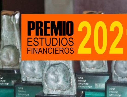 Premio Estudios Financieros 2021