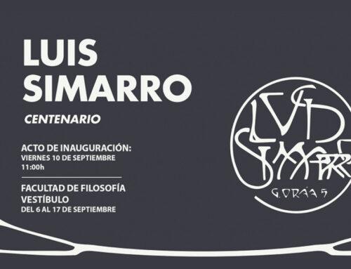 Exposición Luis Simarro. Centenario (1851-1921)